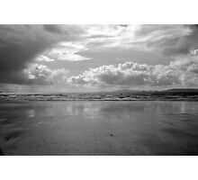 Storm in Dingle Bay, Kerry, Ireland, 2 Photographic Print