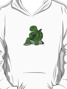 Guitar Turtle T-Shirt