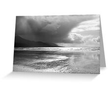 Storm in Dingle Bay, Kerry, Ireland, 3 Greeting Card