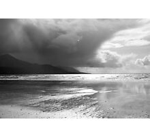 Storm in Dingle Bay, Kerry, Ireland, 3 Photographic Print