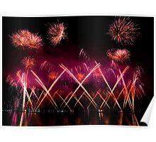 Fireworks 22 Poster