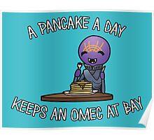 A Pancake A Day... Poster