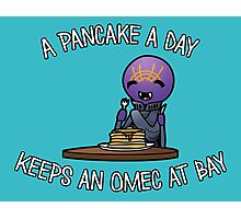 A Pancake A Day... Photographic Print