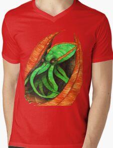 Cthulhu Mens V-Neck T-Shirt
