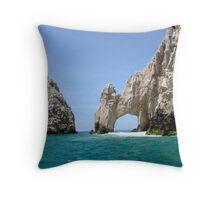 Cabo Wabo Throw Pillow