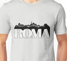 Roma Skyline Unisex T-Shirt