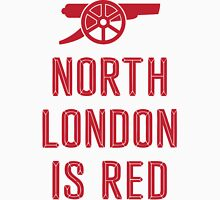 Arsenal - North London is Red Unisex T-Shirt