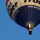 Air balloon by Hans Bax