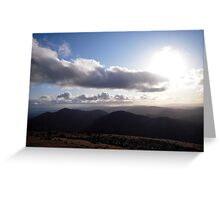 landscape NI Greeting Card