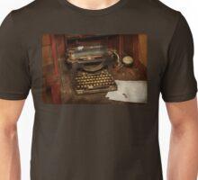Typewriter - My bosses office Unisex T-Shirt