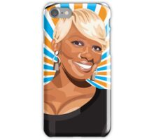 Nene Leakes - Spiral Design iPhone Case/Skin