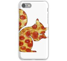 Party Pizza Squirrel  iPhone Case/Skin