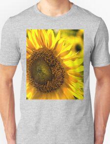 Sunny Flower  Unisex T-Shirt