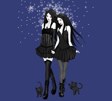 """Courtney and Laura: two cat girls"" Unisex T-Shirt"