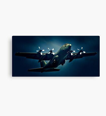 Air Force Blue Canvas Print