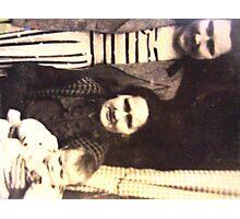 three generations Photographic Print