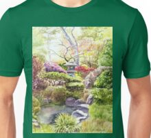 Serene Peaceful Landscape Unisex T-Shirt