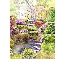 Serene Peaceful Landscape Photographic Print