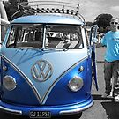 one fab volkswaggon  by cool3water
