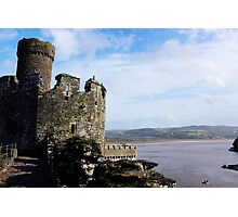 Castle Ruins Photographic Print