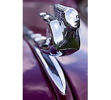 37 Cadillac Photographic Print