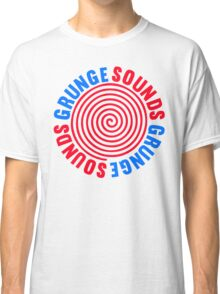Grunge Sounds Classic T-Shirt