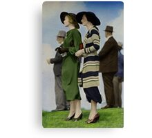 Day at the Races Canvas Print