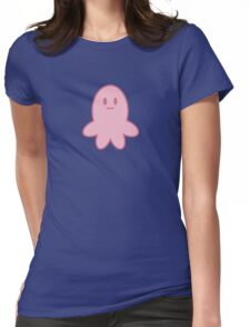 Star's pink octopus - Svs FOE Womens Fitted T-Shirt