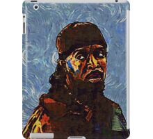 Omar Little - by Van Gogh iPad Case/Skin