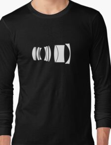 Nikon 35mm f/1.4 Long Sleeve T-Shirt