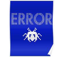 Error Poster