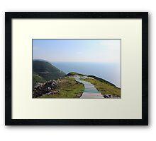 Cape Breton Island Framed Print