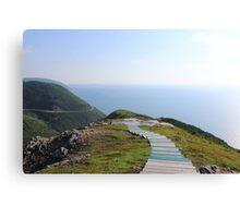Cape Breton Island Canvas Print
