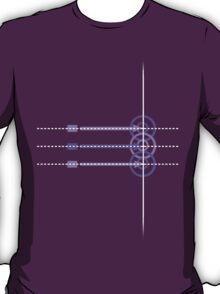 Hawkeye minimalist logo T-Shirt