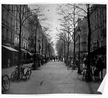 Rue Poster