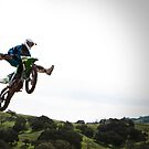 """222 Galore #2 - Awesome rider Zaca Station, Buelton, California 2010"" by Alexis  Lezin"