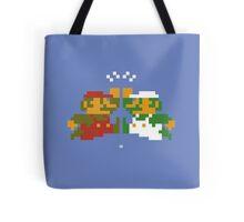 Mario & Luigi Tote Bag