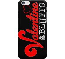 Valentine Bluffs iPhone Case/Skin