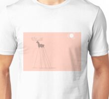 Kandic and the Pink Sand - Walking With Giants Unisex T-Shirt