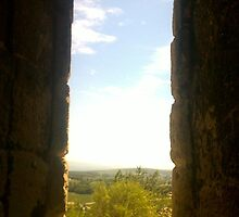 Window of Light by Pontvert