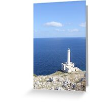 Towards Enemy Shores Greeting Card