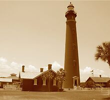 Ponce de Leon Inlet House light Station  by Jorge H. Elias