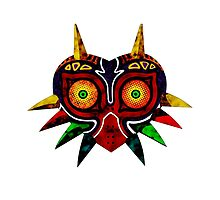 Majoras Mask by Gettodaze