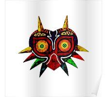 Majoras Mask Poster