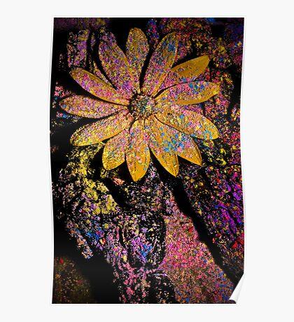 Floracolorature Poster