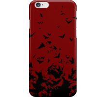 An Unkindness of Ravens - Red iPhone Case/Skin
