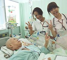 Cancer Surgery (9)、OSAKA JAPAN by yoshiaki nagashima