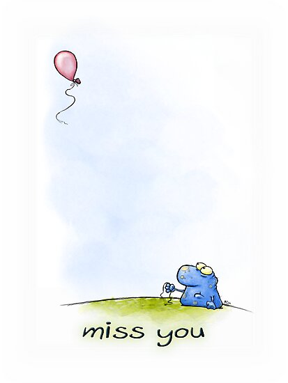 """Miss you"" by Bleee"