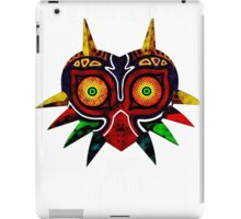 Majoras Mask Nothing to fear but time itself iPad Case/Skin
