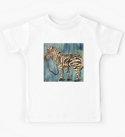 EDS Hope Zebra - Keeping It Together  Kids Tee